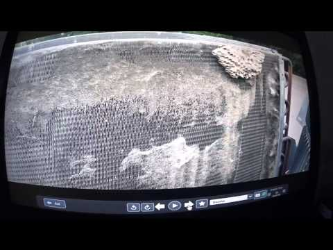 Cleaning condensers and evaporator coils part 1