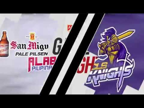 San Miguel Alab Pilipinas v CLS Knights | Highlights | 2018-2019 ASEAN Basketball League