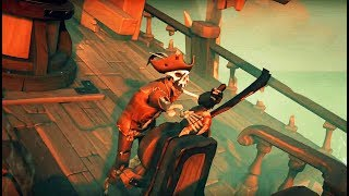 SEA OF THIEVES - Cursed Sails Trailer 2018 (Xbox One, PC)