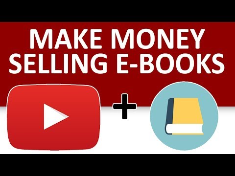 How To Make Money Online ($10,000 A MONTH) - Passive Income Selling Ebooks In 2019