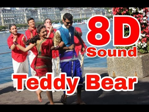 Naiyandi Movie Teddy Bear 8D Dj Remix Song HD