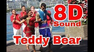 Naiyandi Movie Teddy Bear 8D Dj Remix Song HD