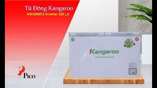 Tủ Đông Kangaroo KG320NC2 Inverter 320 Lít- Pico.vn