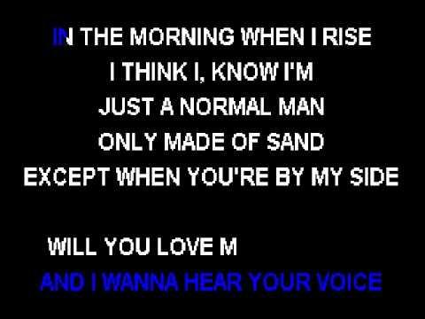 Coffey Anderson   Better Today Wedding Song) Karaoke Version Lyrics