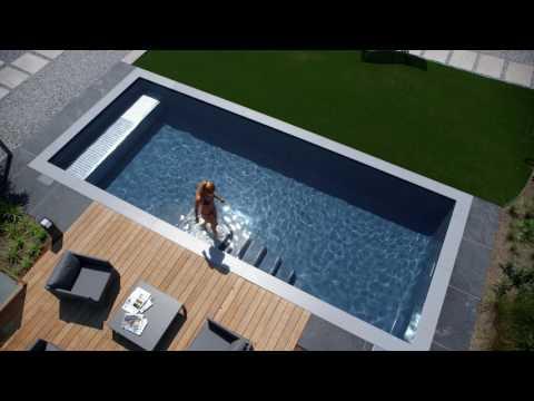 Pools der Designserie Loft