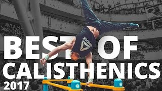 The Best of Calisthenics 2017 | The Battle