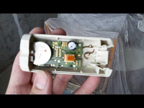 Как снять счётчик тепла ista doprimo 3 с радиатора