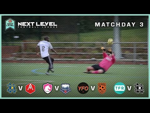 TOP OF THE TABLE CLASH! | NEXT LEVEL FOOTBALL LEAGUE SEASON 2