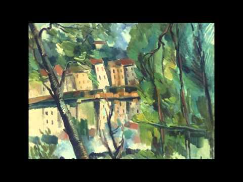 Fauve movement: Maurice de Vlaminck (1876-1958) - part 1
