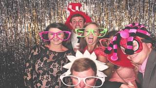 Atlanta Roswell Historic Cottage PhotoBooth - Chelsea and Reese's Wedding - RobotBooth