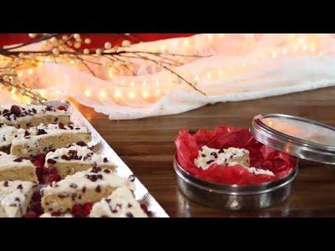 Clone of Cranberry Bliss Bars Recipe | Christmas Cookies | Allrecipes.com