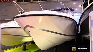 2016 Quicksilver Activ 555 Open Motor Boat - Walkaround - 2015 Salon Nautique de Paris