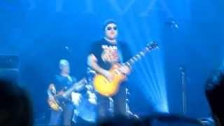 Rawa Blues 2014 - Sebastian Riedel-Sen o Victorii