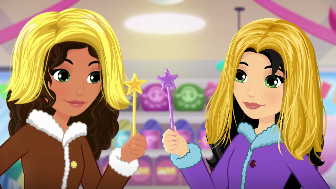 The Girls Who Would Be Stephanie Lego Friends Season 3 Episode