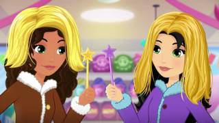 The Girls Who Would Be Stephanie - LEGO Friends - Season 3, Episode 39