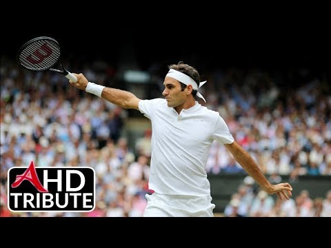 Roger Federer: (2018) ~Tennis Messiah~ (Inspirational Tribute)