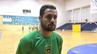Antevisão Futsal Azeméis