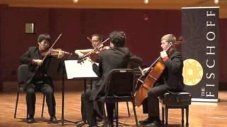 Beethoven String Quartet Op. 18 No. 4 - I. Allegro ma non tanto