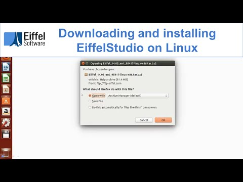 Downloading and installing EiffelStudio on Linux, Commercial Evaluation