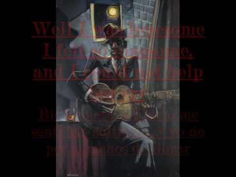 Robert  Johnson- all my love´s in vain (Todo mi amor es en vano)