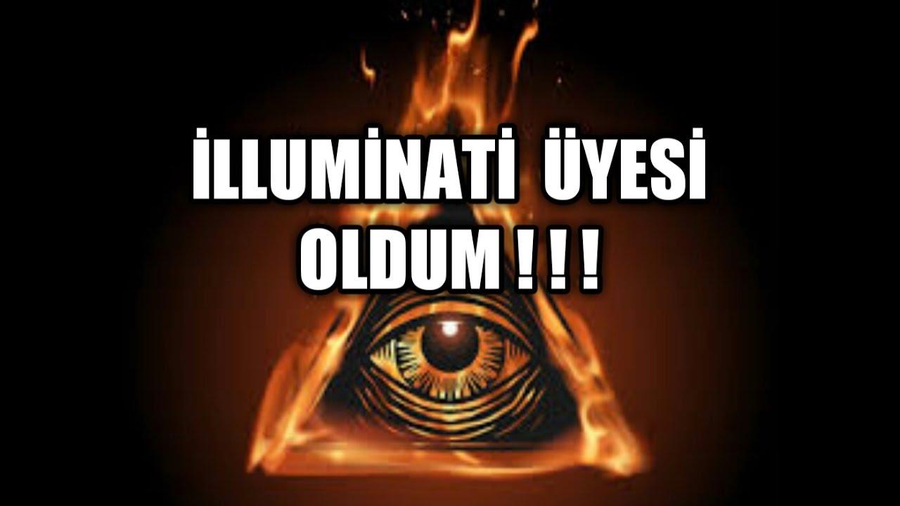 Illuminati üyesi Oldum Onedio Test Youtube