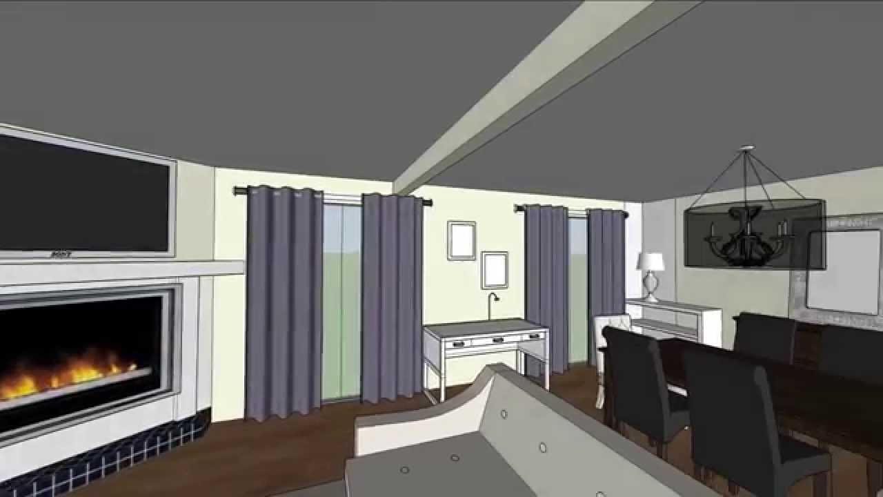 salon classique chic youtube. Black Bedroom Furniture Sets. Home Design Ideas