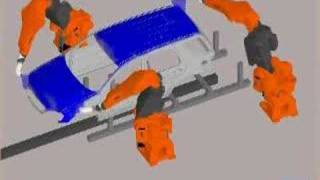 AMT Engineering- Auto Painting Simulation