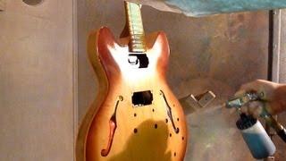 1966 Gibson ES-335 Restoration- Part 2