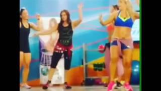 Programa global fitness con Olga González