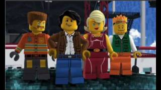Lego The Adventures of Clutch Powers - SoundTracks/Clip (mp3 download available)