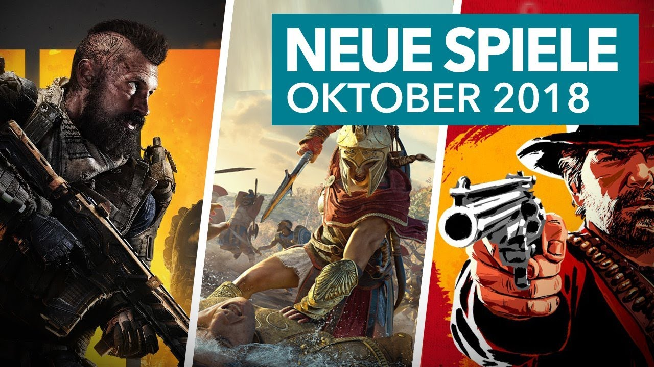 neue spiele im oktober 2018 f r ps4 xbox one nintendo. Black Bedroom Furniture Sets. Home Design Ideas