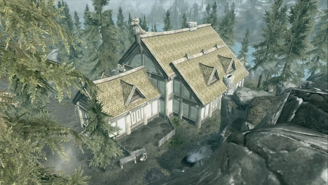 Can You Build A House In Skyrim Without Hearthfire