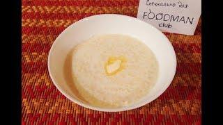 Молочная пшенная каша в мультиварке: рецепт от Foodman.club