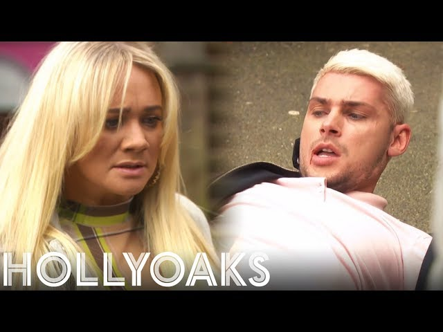 """He's… this Racist"" Leela Hits Ste for Getting Physical with Peri 
