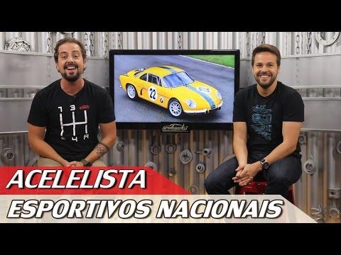 TOP 5  ESPORTIVOS NACIONAIS - ACELELISTA #1 | ACELERADOS
