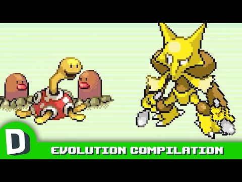 Pokemon Disappointed By Their Evolution (Compilation)