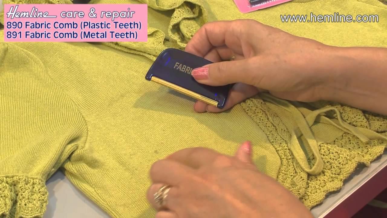 Birch Eezy Fabric Comb
