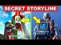 Fortnite A.I.M Hunting Party Skin SECRET STORYLINE! - Leading upto Season 7 (Fortnite Battle Royale)