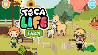 TOCA LIFE FARM - Gameplay video for kids