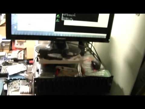 Brand new V240 Sun Server & Military style rack