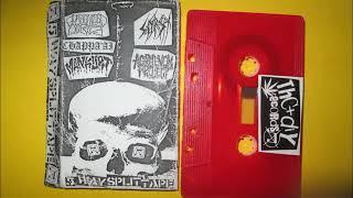 AGAMEMNON PROJECT / CHAPPA'AI / GORGONIZED DORKS / SETE STAR SEPT / MANKURT - 5 way split (tape rip)