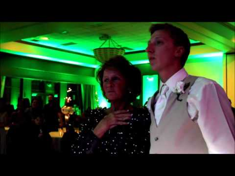 Mikal and Mary Sauer (Mother and Son) Dance