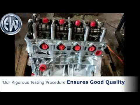 Low mileage Japanese Engines, Used Honda Engines Used Toyota Engines