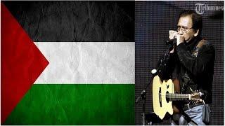 Lagu Untuk Palestina - IWAN Fals ( Video Lirik ) [ MusikMu ]