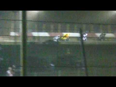 Speedweek 2009...Millstream Speedway-Lee Jacobs