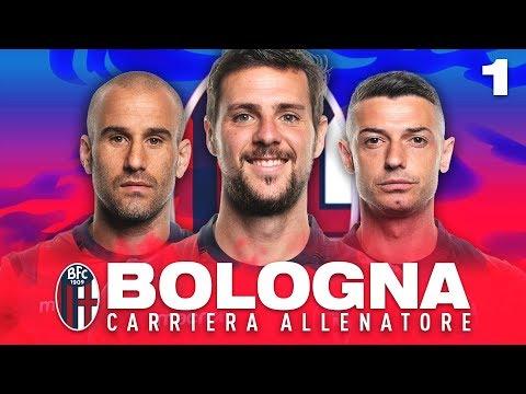 BOLOGNA, SI PARTE! | FIFA 19 Carriera Allenatore BOLOGNA #1