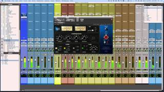 Mixing With Mike Mixing Tip: How to Approach Mix Buss Compression