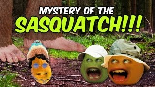 Annoying Orange - Mystery Of The Sasquatch