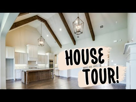 MODERN FARMHOUSE TOUR! Julia Havens