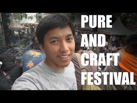 Pure and Craft Festival BMW Motorrad Indonesia